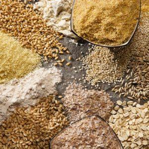Cereais e sementes